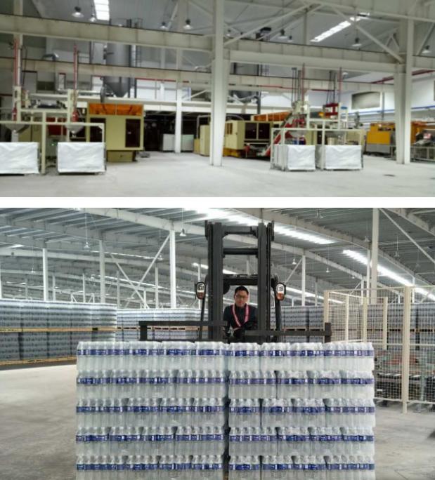 今麦郎软化纯净水全球速度最快灌装生产线投产 每秒20瓶