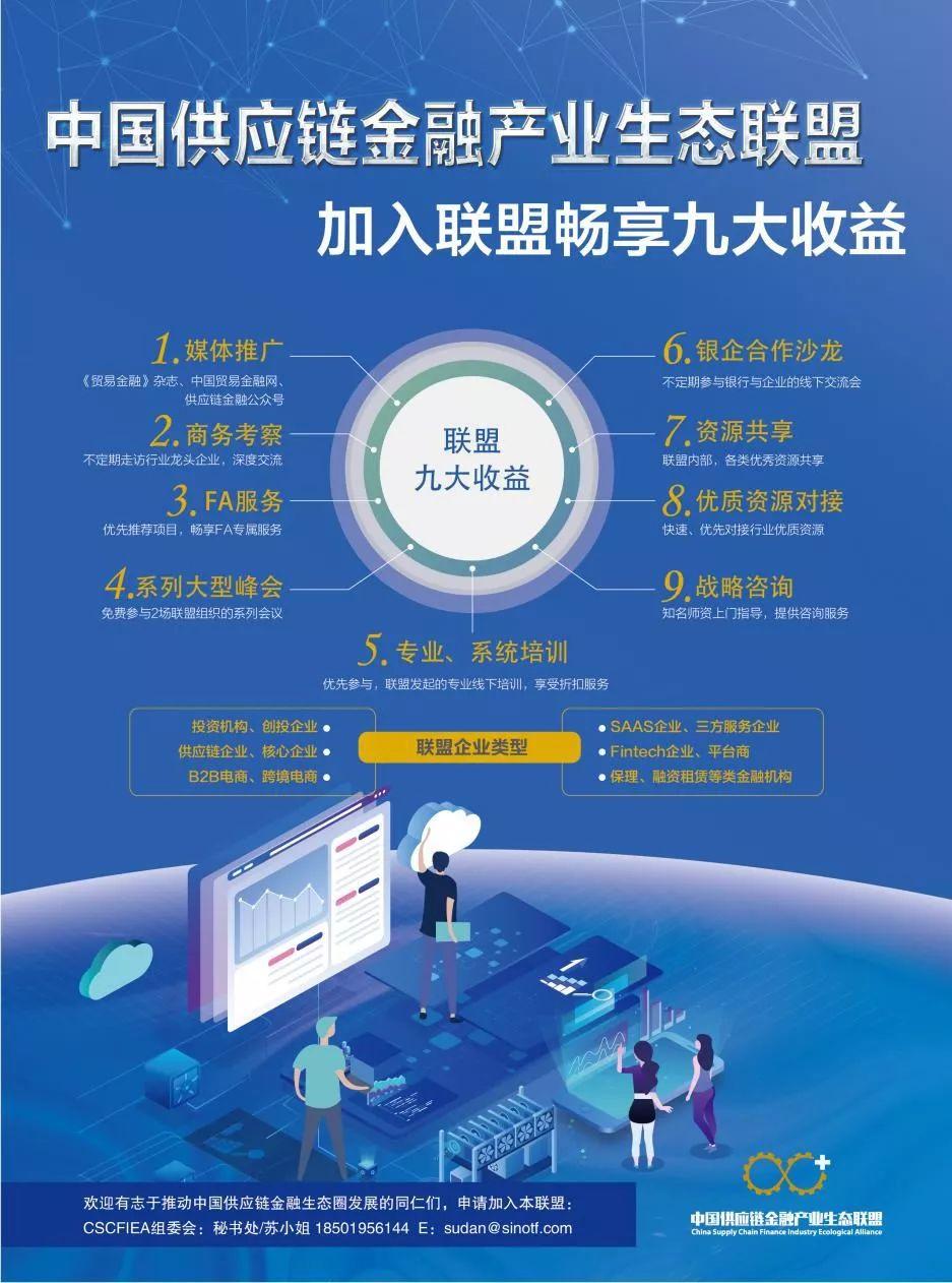 祝贺杭州罗赛塔信息科技有限公司成功加入中国供应链金融产业生
